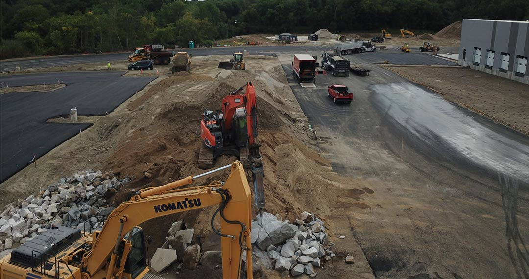 Milford construction