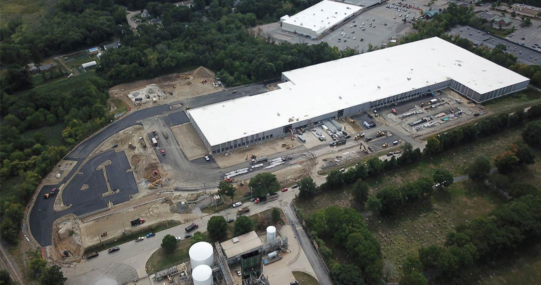 Milford paving overview